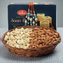 Crazy Rakhi Hamper: Send Rakhi to Pittsburgh