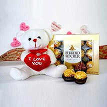 Cute Combo For U: Valentines Day Gifts to Manchester