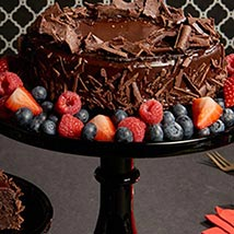Flourless Chocolate Cake: Father's Day