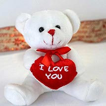 I Love U Teddy Bear: Valentines Day Gifts Manchester