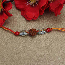 Love For Rudraksha Rakhi: Rakhi to Pittsburgh