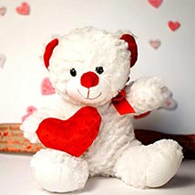 My Heart is 4 U Teddy Bear: Valentines Day Gifts to Manchester