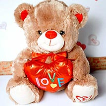 My Love 4 You Teddy Bear: Valentines Day Gifts to Manchester
