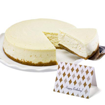New York Cheesecake: Send Birthday Gifts to Raleigh