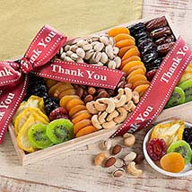 Thank You - Dried Fruit and Nut Collection: Father's Day